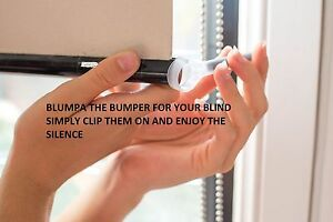 Stop Your Blinds Banging With Blumpa The Roller Blind