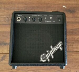 Epiphone Electar 10 Solid State Electric Guitar Amp. No Power Cord