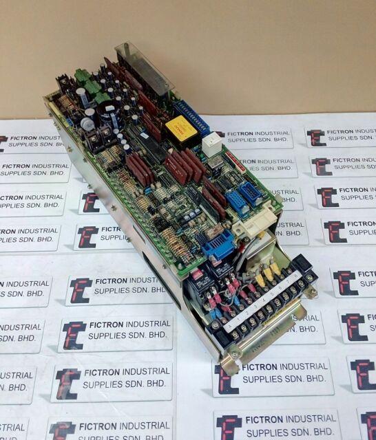 REFURBISHED 1SET VELOCITY CONTROL UNIT A06B-6050-H104 C/W A20B-1000-0560/13F