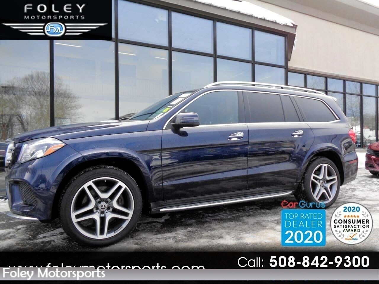 2018 Mercedes-Benz Other GLS 550 4MATIC SUV