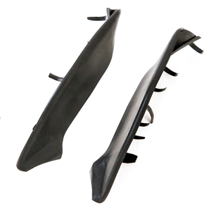 2008 2007 2006 2005 2004 Windshield Weatherstrip Rubber Cowl Ford F150 F-150