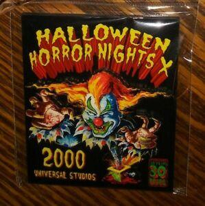 Universal Studios HHN Halloween Horror Nights 2019 Stranger Things Magnet NEW