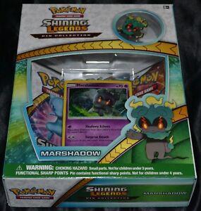 Pokemon Collectible Pin Marshadow