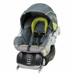 baby trend cs41710 flex loc infant car seat portable baby car seat carbon 9001401281 ebay. Black Bedroom Furniture Sets. Home Design Ideas