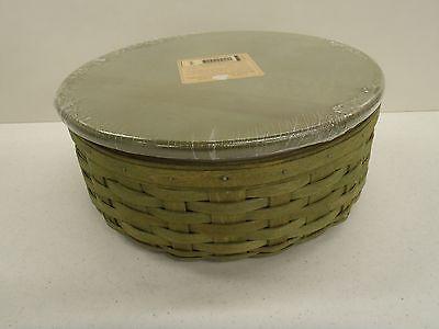 New Longaberger Carry-N-Caddy Basket Liner//Sage