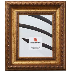 Craig-Frames-Aged-Gold-3-13-Inch-French-Style-Polystyrene-Picture-Frame