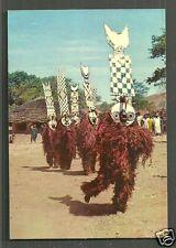 Bobo SCARY Mask Costume Haute Volta Burkina Faso Africa 1967