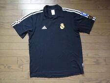 Real Madrid 100% Original Centenary Jersey 2001/02 CL Away M Good Condition