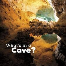 What's in a Cave? (What's In There?), Rustad, Martha E. H., Very Good Book