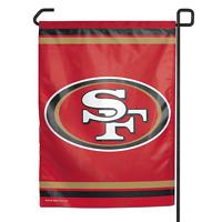 San Francisco 49ers Garden Flag 11 X 15