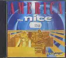 THE NICE America CD NEAR MINT