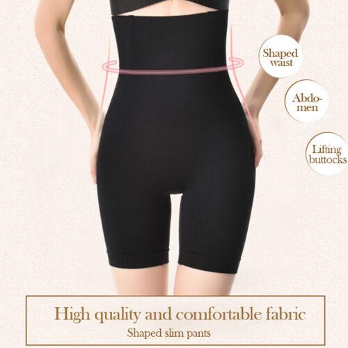 Women Body Shaper Control Tummy Slim Panty Corset High Waist Shapewear Underwear