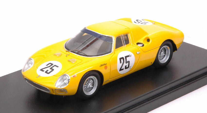 Ferrari 250 Lm  25 29th Lm 1965 G.L. Van Ophem   'ELDE' Leon Dernier 1 43 Model