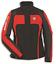 Ducati-Damen-Corse-Tex-2-Stoffjacke-Schwarz-Rot-Groesse-48 Indexbild 1