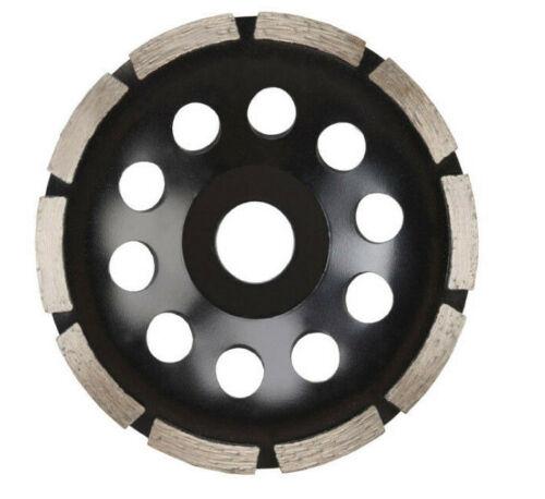 5 Stück Diamantschleifscheibe125mm Schleifteller Beton,Klinker,Stein schleifen