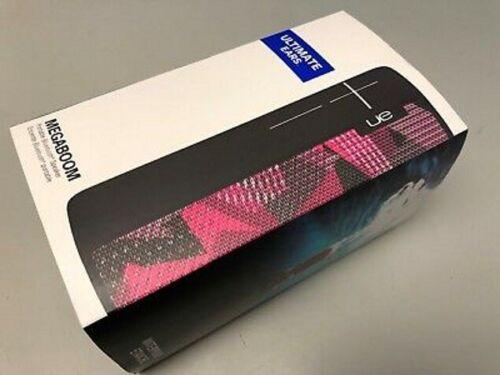Ultimate Ears UE MEGABOOM Magenta Wireless Bluetooth Speaker Waterproof Color