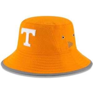 b472211eb Image is loading Tennessee-Volunteers-New-Era-Team-Training-Bucket-Hat