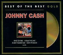 Greatest Hits (Gold) von Cash,Johnny | CD | Zustand gut