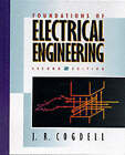 Foundations of Electrical Engineering by J. R. Cogdell (Hardback, 1995)
