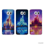 Disney-Castle-Case-Cover-for-Samsung-Galaxy-S6-Screen-Protector-Soft-Gel-TPU thumbnail 1
