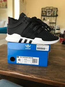 Adidas Hommes Support 4 Eqt Pk Chaussure Noir Bb1260 Rouge Primeknit Adv Taille 5 Turbo CrexoBQdW