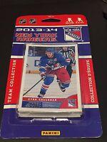 York Rangers 2013-14 Score Hockey 19 Card Team Set Sealed Lundqvist Richards