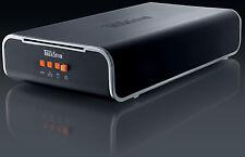 Trek Stor/ Trekstor Maxi 3,5 Festplatten Gehäuse für 400GB ohne Netzteil Adapter