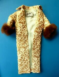 VINTAGE-BARBIE-EVENING-SPLENDOUR-COAT-961-1960