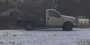 2001 Ford F 350 Dually