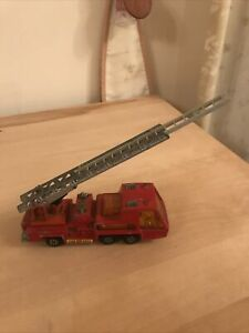 Matchbox-Super-Kings-K9-Fire-Tender-1972-Spares-Or-repair-Project