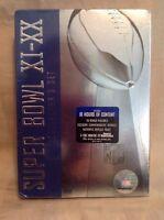 Nfl Films Super Bowl Collection: Super Bowl Xi-xx (dvd, 5-disc Set) W12