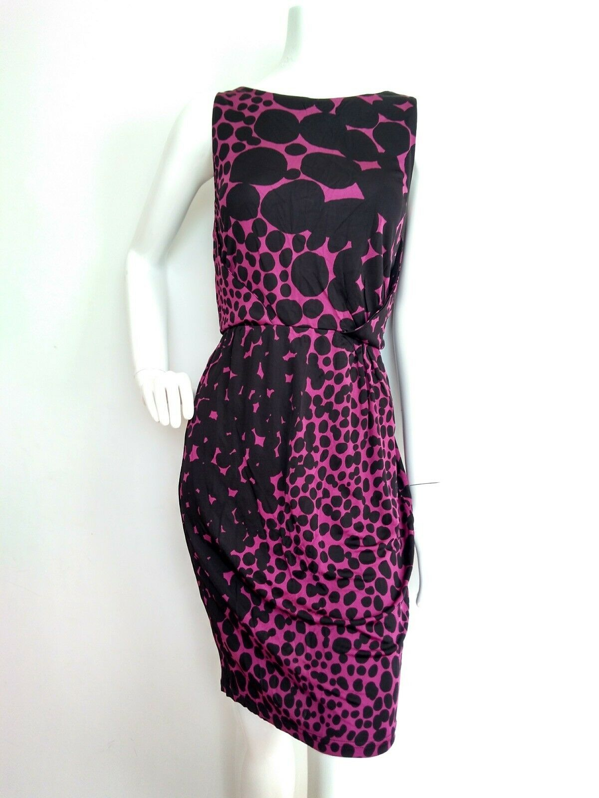 7839dbdf ... Designer LK BENNETT Bess shift dress dress dress size 10 --USED ONCE--  ...