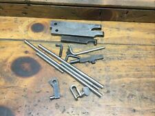Small Pile Of Dial Indicator Test Swivels Knuckles Stand Parts