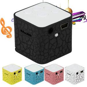 Mini-Reproductor-USB-MP3-cubo-de-apoyo-32GB-TF-tarjeta-USB1-1-2-0-disco-Flash-de-medios-de-musica