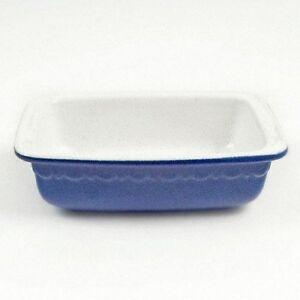 Backbleche & -formen Friesland 'ammerland Blue' Lasagne Form 30 X 21 X 7,5 Cm