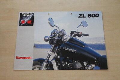 The Cheapest Price 167144 Sturdy Construction Kawasaki Zl 600 Prospekt 198