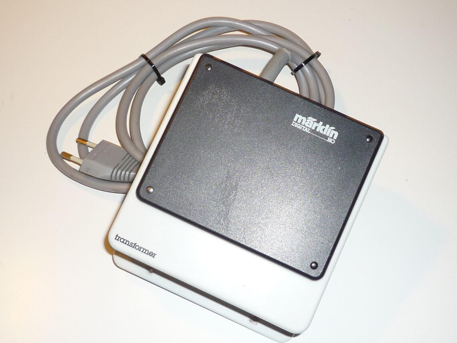 MÄRKLIN Digital     - 6002 transformer Leistungsverstärker 52VA -        X429X