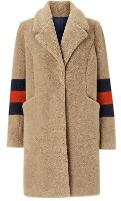 Ranfurly Teddy Coat Ruby Ring   Boden EU