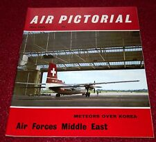 Air Pictorial 1965 May RAF Middle East AFME,Belgian Congo,RAAF Meteor,Skyfame