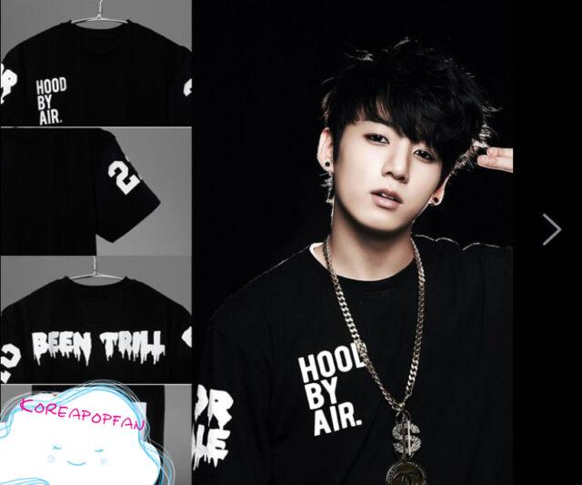 BTS Kpop T-shirt Bangtan Boys unisex tee New Goods jungkook jimin jin suga