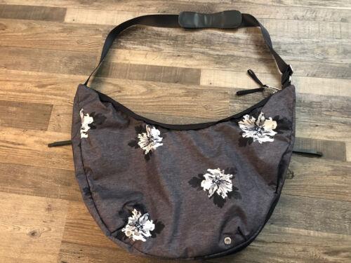 Lululemon Resolution Hobo Yoga Duffel Bag