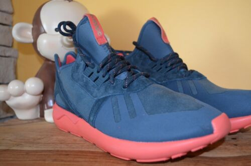 Tubular 11 Adidas Nuevas Sz S81680 Runner deporte Midnight zapatillas de Peach Blue Coral Sea T6TwHIq