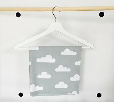 Premium Deko Stoff 100% Baumwolle Ökotex Patchwork Baby Kinder 1 Lfm Wolken Neu Baby Crafts