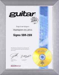 SIGMA-GUITARS-SDR-28HE-Pick-up-CHITARRA-OF-THE-YEAR-Chitarre-Western-1-WAHL
