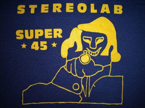 Vintage 90's/00's StereoLab Shirt - Super 45 - M R
