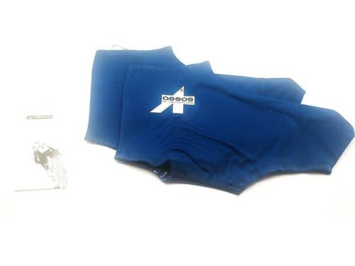 Assos Shoe Cover Booties Blue One Size Fits All PAIR