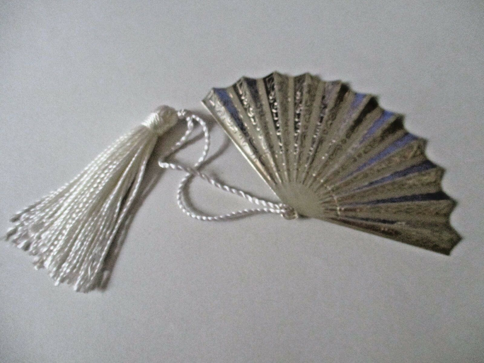 Ventagli Da Parete Decorativi ventaglio decorativo argento soprammobile decorazioni per le