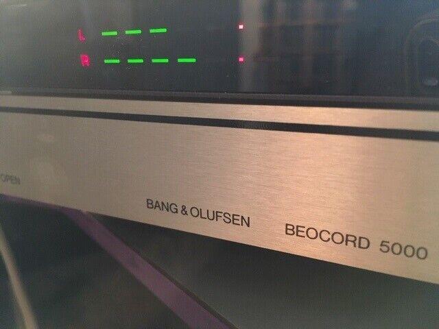 Båndoptager, Bang & Olufsen, Beocord 5000