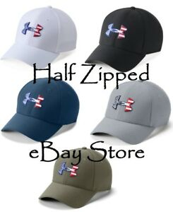 bd3d484fd2a Image is loading Under-Armour-Freedom-Blitzing-Cap-Fitted-Baseball-Hat-