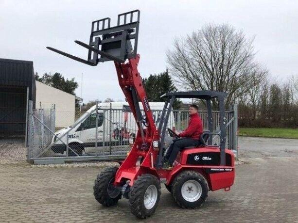 Andet H 180 løfte kapacitet 1200 kg